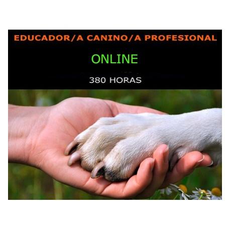 ADIESTRAMIENTO Y EDUCACIÓN CANINA (Online)